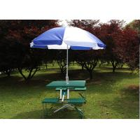 UV Resistant Outdoor Parasol Umbrella With Steel Wire Ribs For Business Promotion