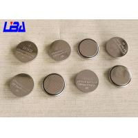 China 1.7g Silver Color CR1632 Button Battery 120mAh For Small Electronic Gifts wholesale