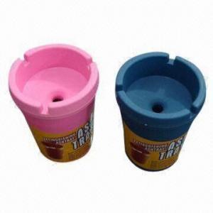 China Melamine ashtrays, customized logos, sizes and shapes are accepted wholesale