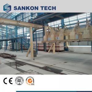 China 380V Cut Concrete Blocks Load Transfer Trolley wholesale