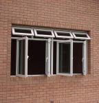 China Aluminum Top Hung Window (526) wholesale