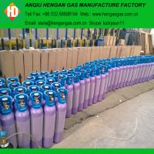 China 99.999% helium gas price on sale
