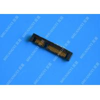 China High Speed External SAS Connector 0.8mm Pitch Environmentally Friendly wholesale