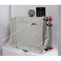 China Mirror-polished stainless steel Commercial Steam Generator 4kw 230v for steam bath wholesale
