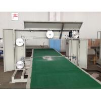 Quality Standard 2D PU CNC Foam Cutting Machine / Equipment Adjustable 6m / min for sale