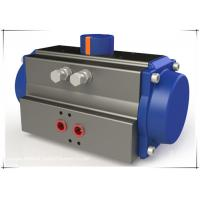 China Double Acting Type Rack And Pinion Pneumatic Actuator With SIL Certification wholesale