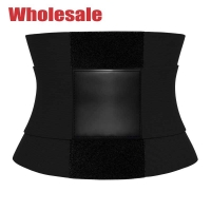China Wholesale Adjustable Elastic Waist Trainer Sauna Waist Trimmer For Women MHW100304B wholesale