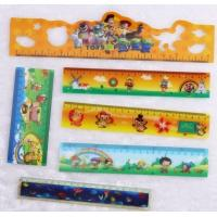 China PET Lenticular 3d lenticular animation plastic 3d scale ruler 3D Lenticular PP Ruler printing made by OK3D wholesale