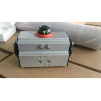 China Rack and Pinion Valve Actuator Pneumatic Valve Actuator on sale