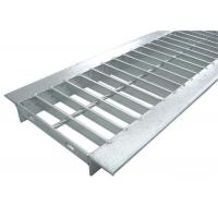 China Hot Dipped Galvanised Drainage Steel Grating For Channel Driveway wholesale