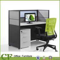 Buy cheap Fashion office work partition/aluminum partition office workstation from wholesalers