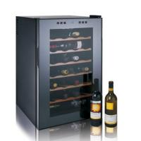 28 Bottles 70L Wine Cooler-Mechanical Single Zone (Thermoelectric Wine Cellar)