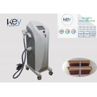 China Painfree 808nm Diode Laser Hair Removal Machine Germany Bar White Color wholesale