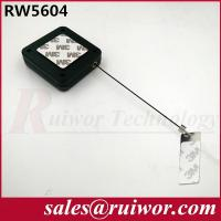 China RW5604 Anti Lost Recoiler | Retractors For Display Merchandise wholesale