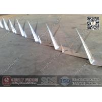 China 1.25m Anti Climb Security  Wall Spike | China Wall Razor Spike Barrier Factory/Exporter wholesale