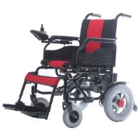 Automatic Handicapped Electric Wheelchair Portable 15km - 20km Driving Range