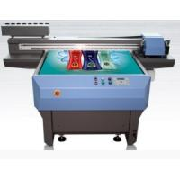 China UV Glass Printing Machine with 2 PCS Epson Dx5 Heads wholesale