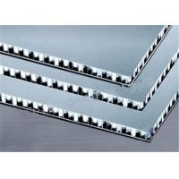 China Aluminum Roofing Panels 6mm, 10mm, 15mm, 20mm, 25mm Honeycomb Metal Core Light Weight wholesale