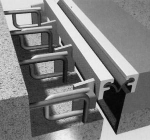 China Bridge Modular bridge expansion joint with high quality GQF-C,GQF-Z,GQF-L,GQF-E,GQF-F,GQF-MZL wholesale
