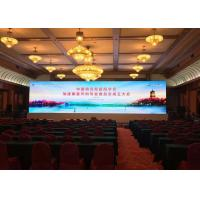 Quality P5 Indoor Rental LED Display Die Casting Aluminum Cabinet with Dural Signal for sale
