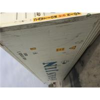 China 40ft High Cube 2nd Hand Shipping Containers Origin For Road Transport wholesale