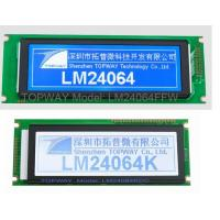 China Graphic LCD Module 240*64 Dots wholesale