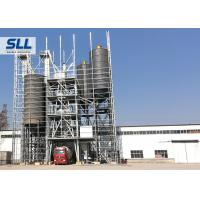 China Commercial Dry Mortar Mixer Machine , Dry Mix Mortar Production Line wholesale