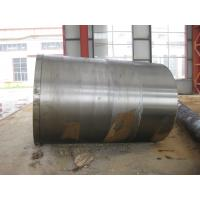 Quality ASTM / ASME Forged Steel Cylinder ISO9001 SGS OD 3000MM 10000MM 42CrMo for sale
