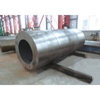 China ASTM 4340 Forged Cylinder For Petrochemical Equipment / Pressure Vessels wholesale