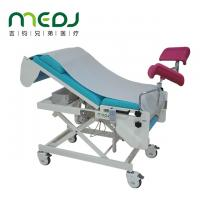 China Gynecological Clinic Ultrasound Examination Table With Automatic Change Of Bed Sheet wholesale