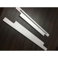 China 6061 T6 Aluminium Extrusion Profiles CNC Milling Matt Silver Anodized for Solar Bracket wholesale