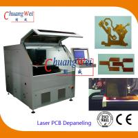 China UV Laser PCB Depanel PCB Cutting Machine with ±20 μm Precision for FPC wholesale