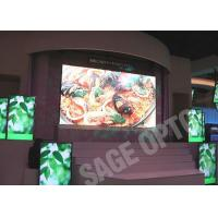 China Exhibition P3 Full Color Led Display Video Wall , Hd Led Screen Fixed Installation wholesale