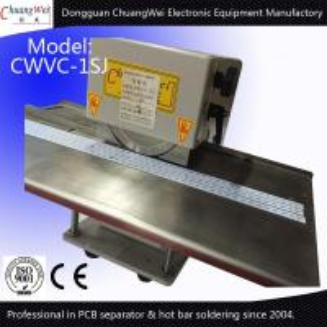 China Small V Groove PCB Depaneling Pre Scoring PCB Separator For LED Tube wholesale