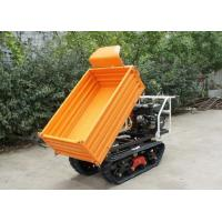 Buy cheap Caterpillar track transporter ,with Crawler 300KG Load Capacity from wholesalers