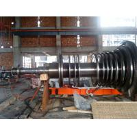 China Industrial Steam Turbine Rotor Forging / Alloy Steel Shaft Forging 300000 KW wholesale