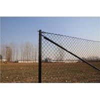 """China 2.1mx10mx50x50mm galvanized steel 8 foot chain link fence from  """". Victoria """" wholesale"""