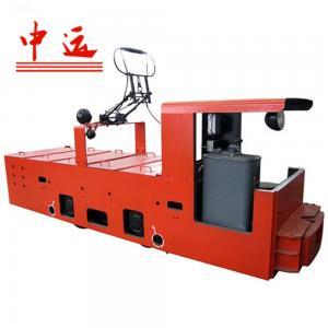 China 10t CJY10/6.7.GP Trolley Mine Locomotive wholesale