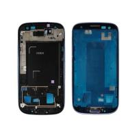 China 4.8 inch OEM Mobile Phone Housing for Samsung S3 I9300 Frame Front Housing Faceplate wholesale