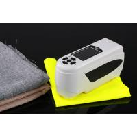 China Light weight cotton fabric colorimeter with color quality control software NH310 8mm and 4mm apertures camera locating wholesale