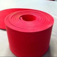 China Heat and fuel resistant high pressure flexible soft colorful thin silicone rubber sheets wholesale