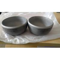 China Pressure Cap Pipe Fittings Vessel Stainless Steel End Caps For Pipes wholesale