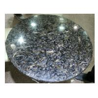 China Black Gold Polished Granite Tiles , High Density Granite Countertop Slabs wholesale