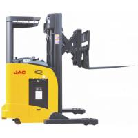 China Single Scissor Sit Down Reach Truck Forklift 1.8 Ton Capacity High Speed Lifting wholesale