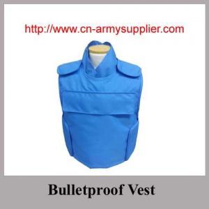 NIJ IIIA Police Body Armor with bulletproof fiber