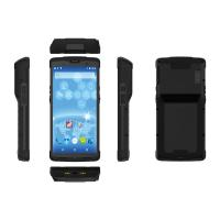 Android 8.1 OS Octa-Core 2.0GH 2G RAM 16G ROM PDA Smart Card Handheld UHF RFID Reader Handheld Android Barcode Scanner