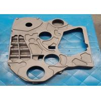 China Accurate Size Grey Iron Castings Gear Box Shot Blasting Surface Treatment on sale