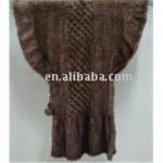 China Fur shawl 004 wholesale