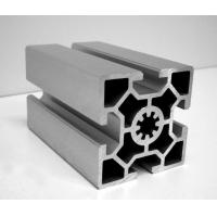 China 6005 Silvery Anodized Industrial Aluminium Profile System Aluminum Dovetail Extrusion wholesale