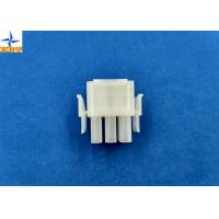 China 6.35mm Pitch Wire To Wire Connectors Triple Row PA66 Material Crimp type Power Connector wholesale